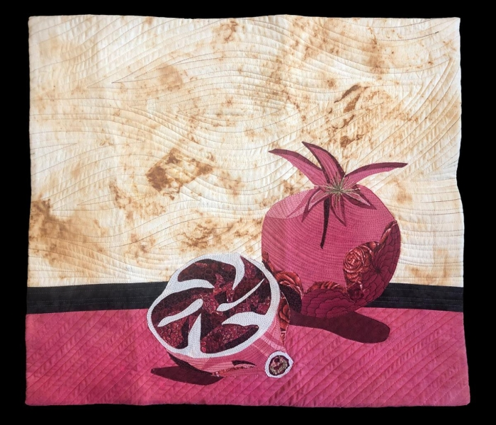 Pomegranate by Janet Darcher