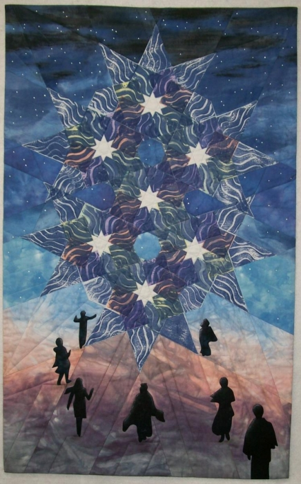 Pleiades  7 Sisters become 7 Stars by Ruth Vincent