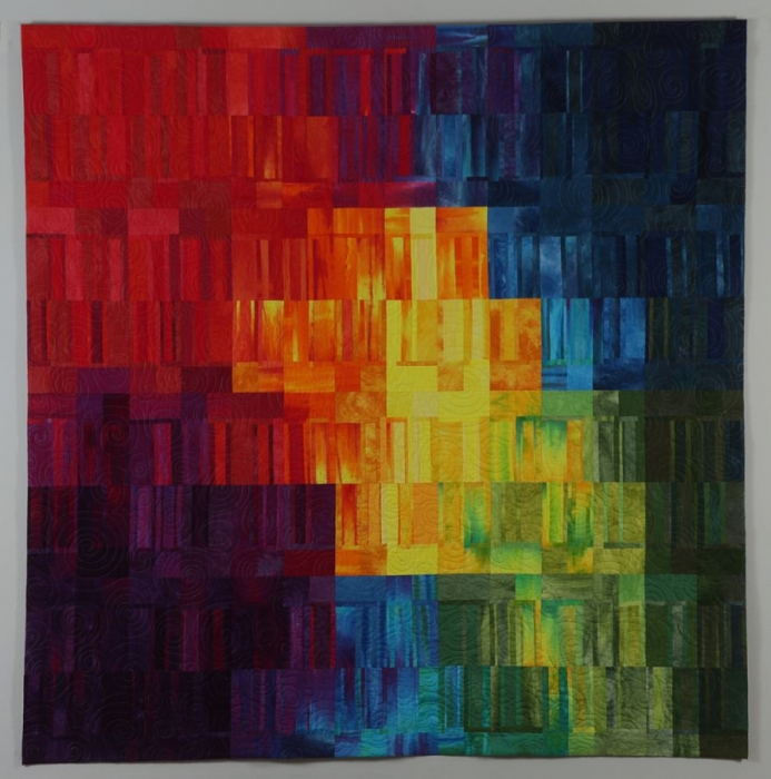 Louise Harris - Repetition 4 Earthlight